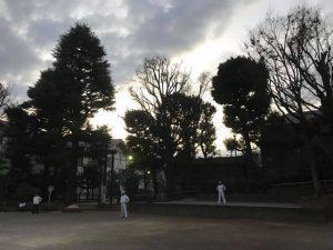 大塚公園ラジオ体操2
